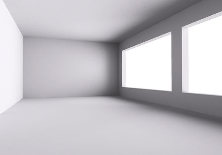 sparse: Empty room