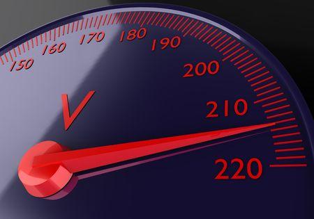 voltmeter: Classic voltmeter