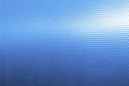 Brushed metal panel blue