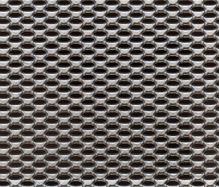 Perforation metal indistrial background  photo