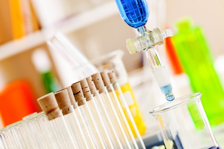 filtration: Test of a membrane nano  filtration of water in laboratory