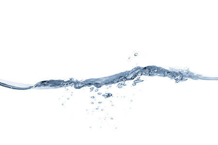 water wave and splash
