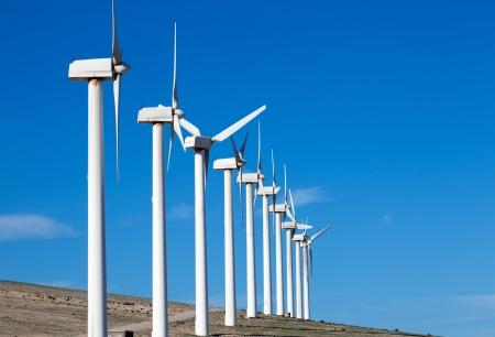 wind turbines: Electric wind generators