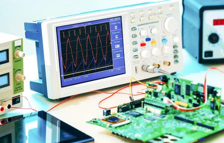 microelectronics: Laboratory of research microelectronics