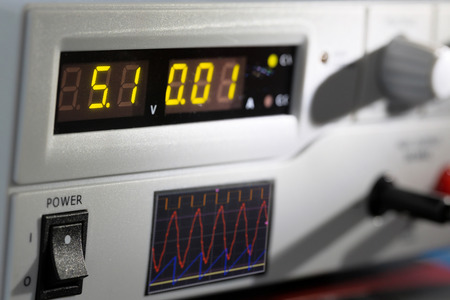 measuring instruments: electronic measuring instruments