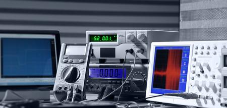 Instruments de mesure électroniques Banque d'images - 36318459