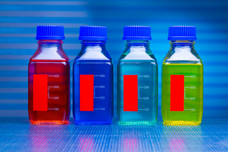 food additives: set of of food colorants, food additives