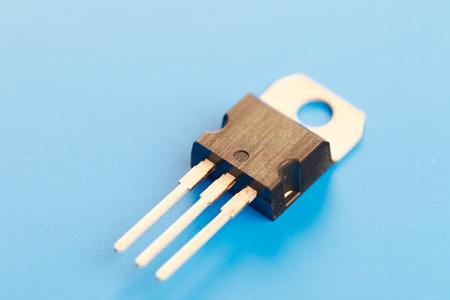 transistor: Transistor � semi-conducteur Banque d'images