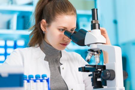 laboratory technicien
