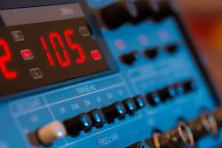 transceiver: FM VHF and HF transceiver for radio communication and broadcasting