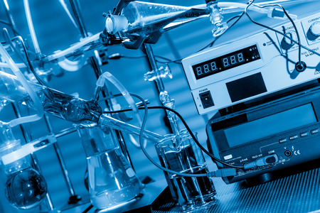equipment: Physical chemistry laboratory equipment