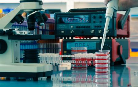 Fysische chemie laboratoriumapparatuur Stockfoto - 44321195
