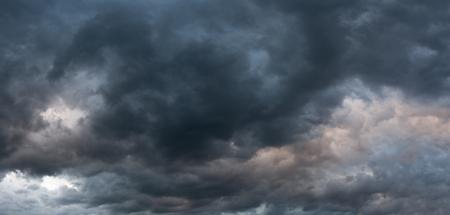 sky cloud: Clouds on sky Stock Photo