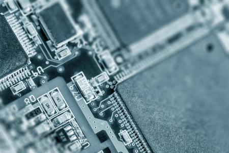 componentes: reciclar los componentes PCB electrónicos viejos