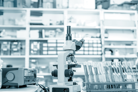 medical laboratory: Physical chemistry laboratory equipment