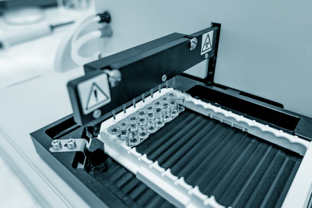 well read: microplate readers or microplate photometers, are instruments which are used to detect biological, chemical or physical events of samples in microtiter plates.