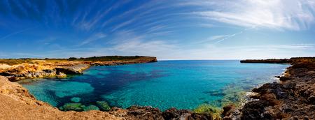 gat: Majorca sea bay