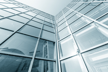 architecture d'entreprise industrielle Banque d'images