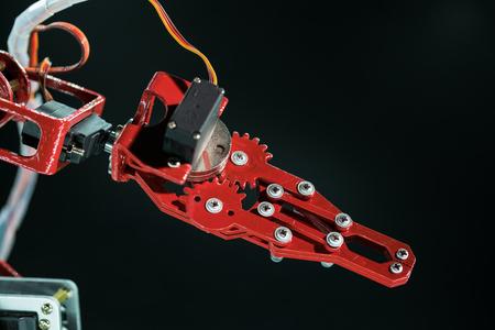 robotic: robotic hand Stock Photo