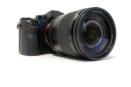 cmos: Mirrorless Digital Camer