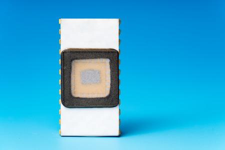 prototype: quantum computer IC.   prototype  concept chip