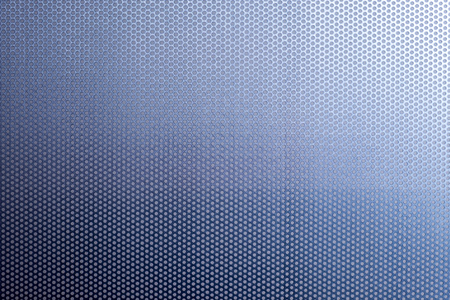 perforate: perforate metal background Stock Photo