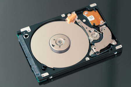 hdd: Open hdd drive