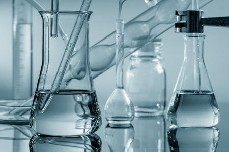 experimento: Químicas de vidrio