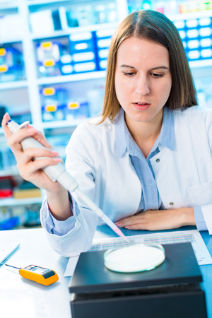 food inspection: Quality control for processed foods. Dairy product research
