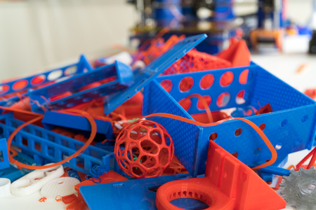 plastic wastes of 3D printing
