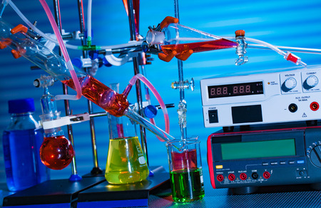 Instruments in the laboratory of physical chemistry