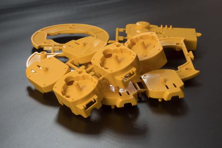 산업용 사출 성형 프레스 플라스틱 부품 제조
