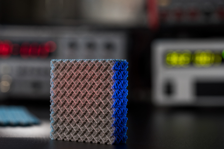 example of metamaterials in physics laboratory