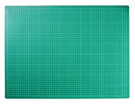 Green DIY Cutting Mat