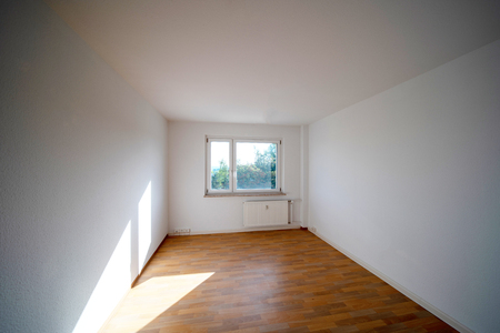 Interior of a modern empty apartment