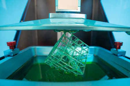 Stereolithography photopolymer DPL 3d printer