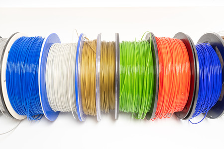ABS PLA PETG wire plastic for 3d printer of different colors