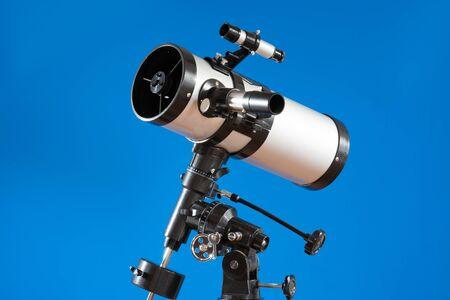 Amateur astronomical telescope Фото со стока