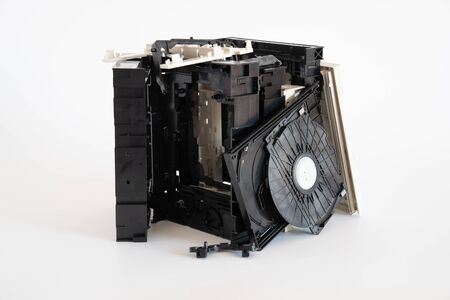 recycle parts from old computers for elaboration conversion
