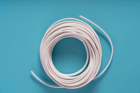 power cable for electrical wiring and electrical device Stockfoto