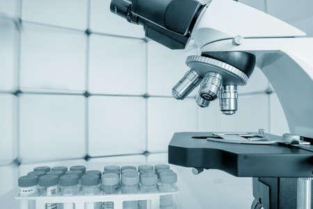 Close up microscope lens 写真素材 - 154993944
