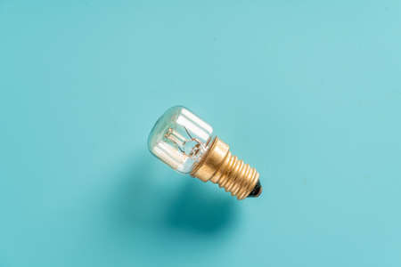 A variety of lighting bulb. Retro incandescent, halogen and mercury 写真素材 - 154994743