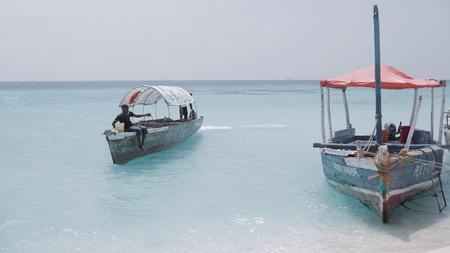 zanzibar: Boats nellatollo Nakupenda - Zanzibar