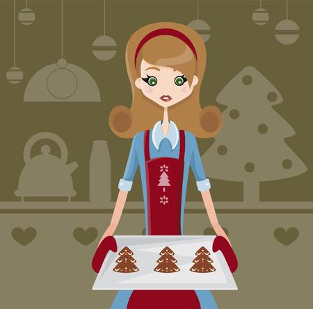 biscuit: Christmas biscuit