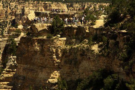 south rim: Grand Canyon - South Rim Stock Photo