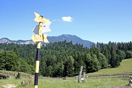 Mountain route from Transylvanian mountains Stock Photo - 5072107