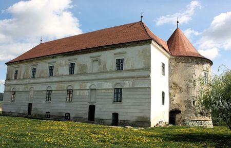 secular: Secular structure from Transylvanian village