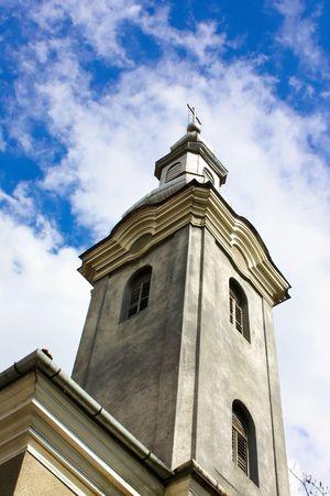 napoca: Catholic church from Cluj Napoca city.