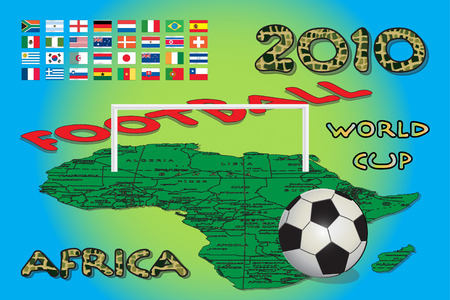 Illustration of World Cup competition