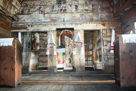 secular: Cluj-Napoca 07.10.2010 Secular church from Transylvania Editorial